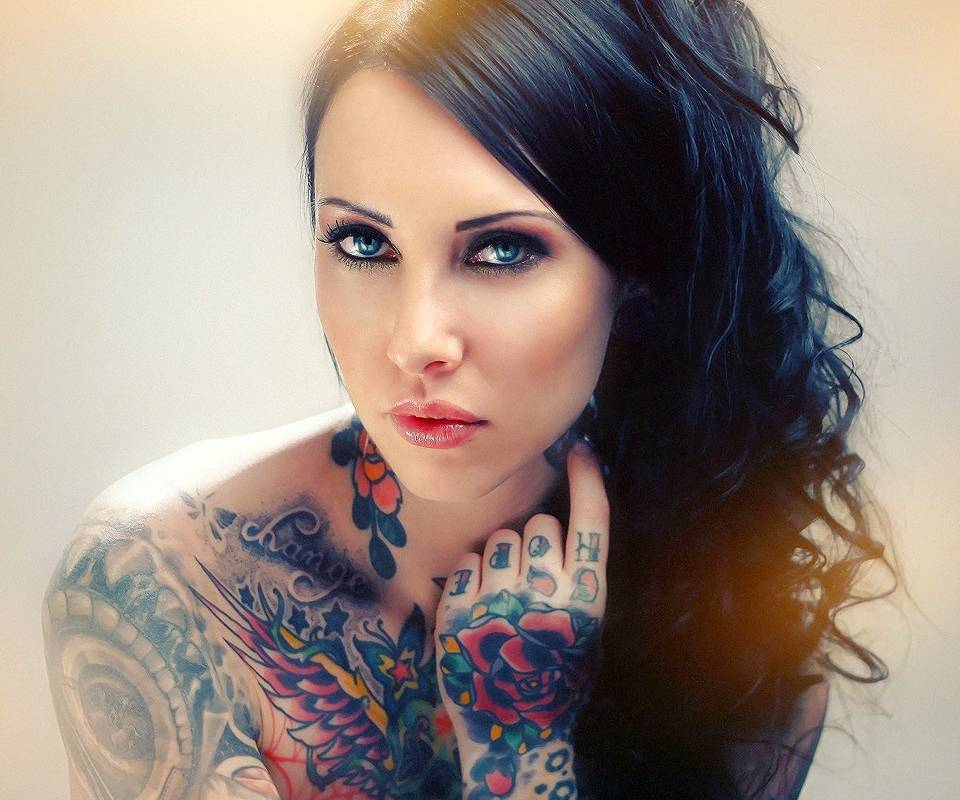 Tatto Girl1