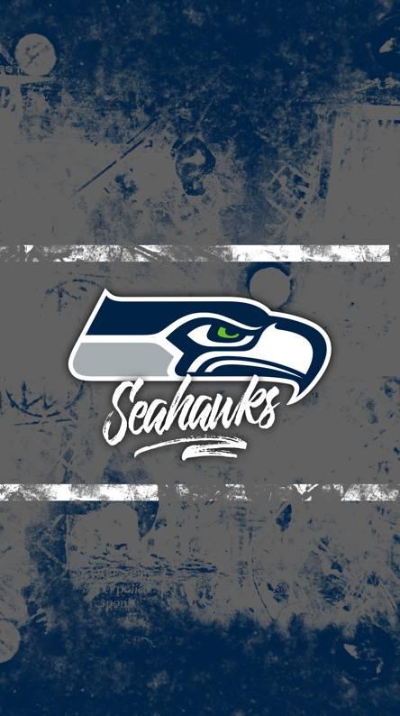 Seahawks Grunge HD