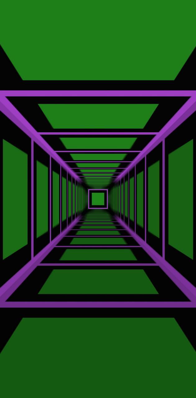 Square Tunnel 35