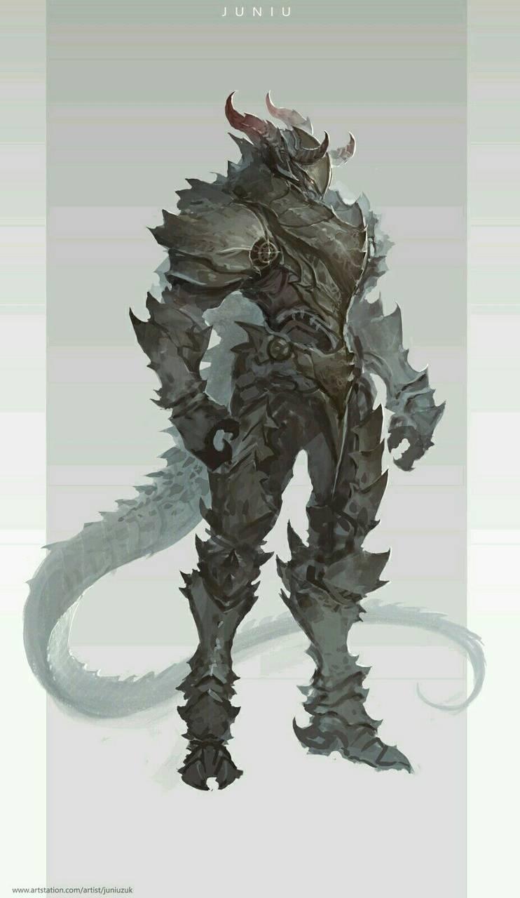 Scourge knight