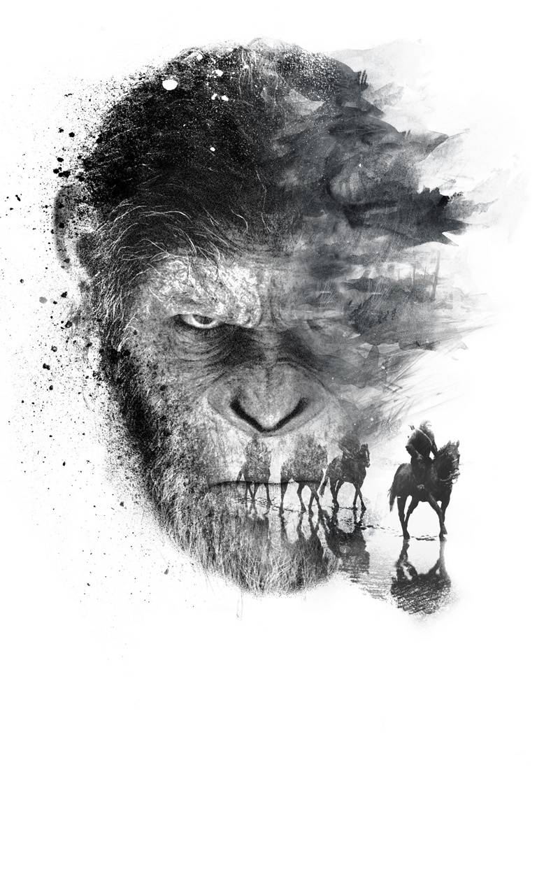 Planet Of The Apes Wallpaper By Thegrzebol A0 Free On Zedge