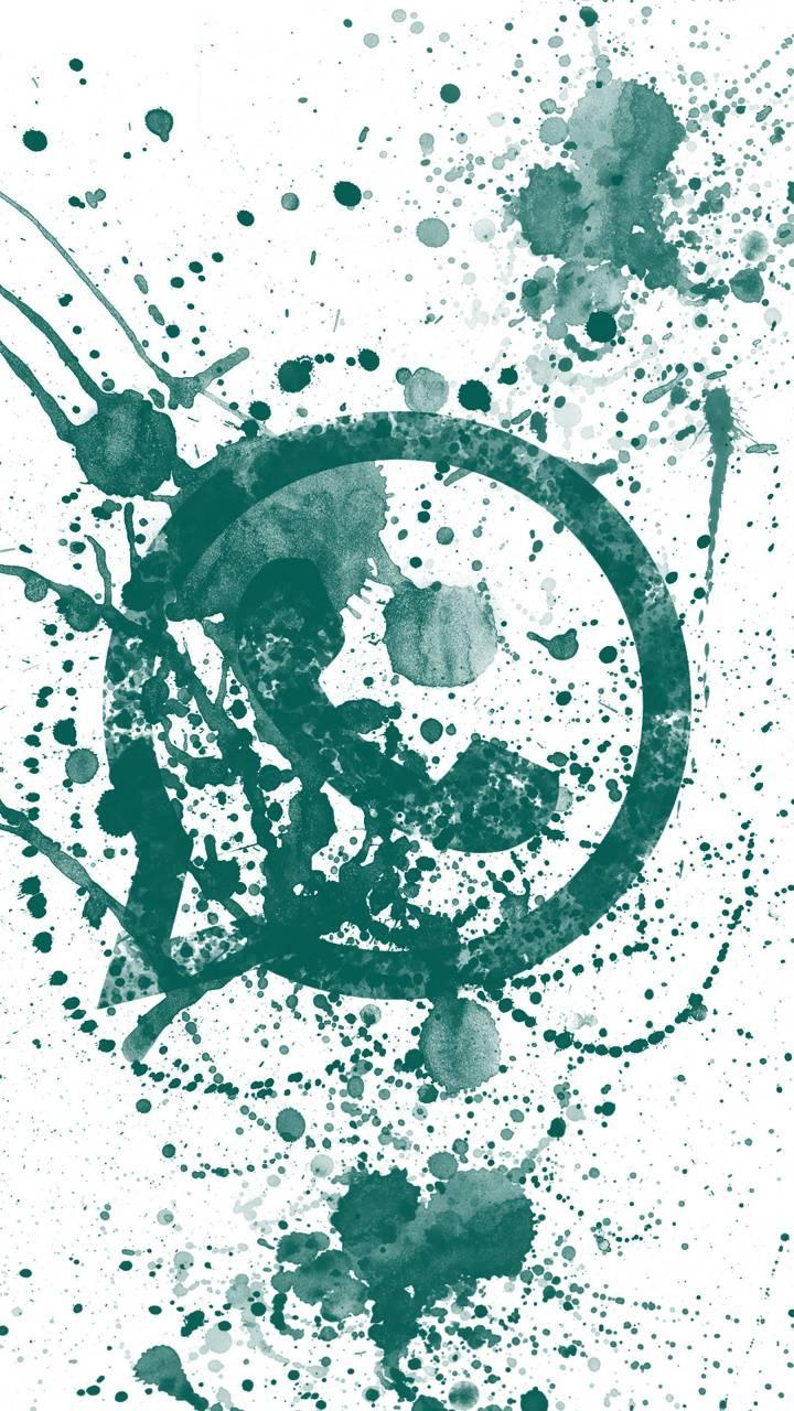 Whatsapp Logo Splash