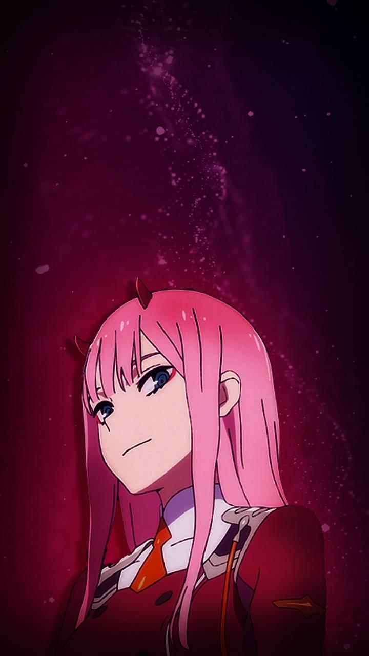 Zero Two Anime Girl