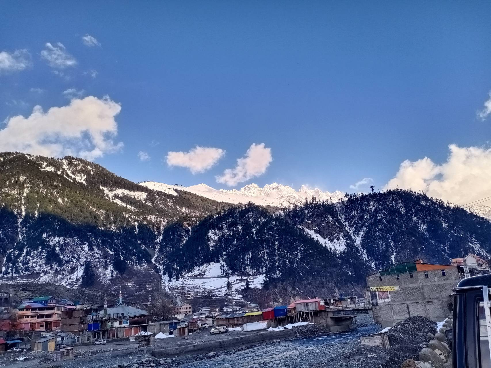 Kalam mountain