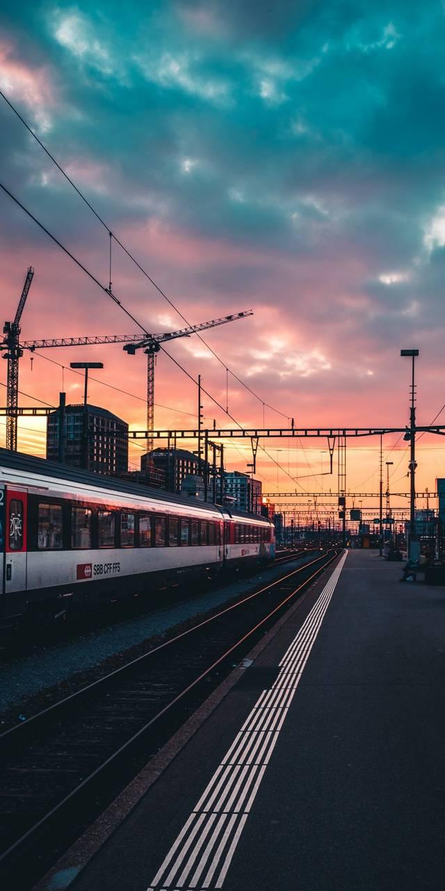 Train City