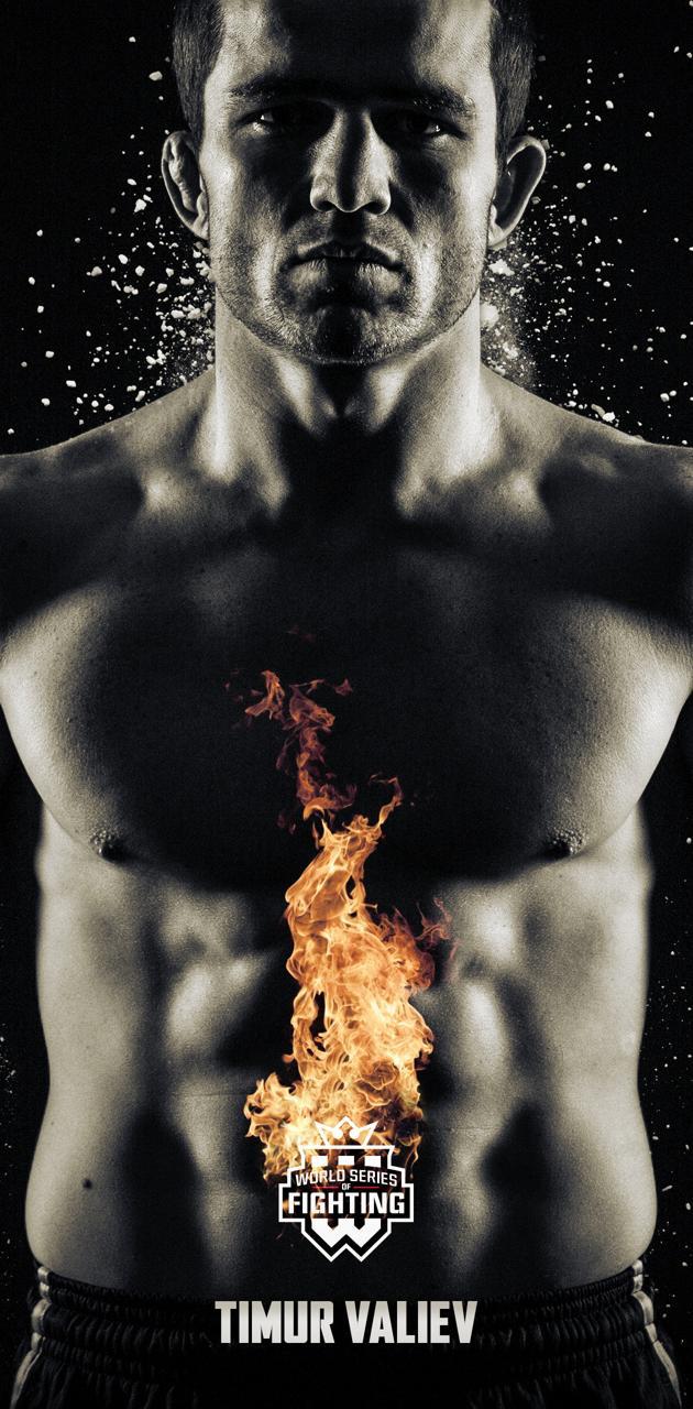 Timur Valiev Fire 2