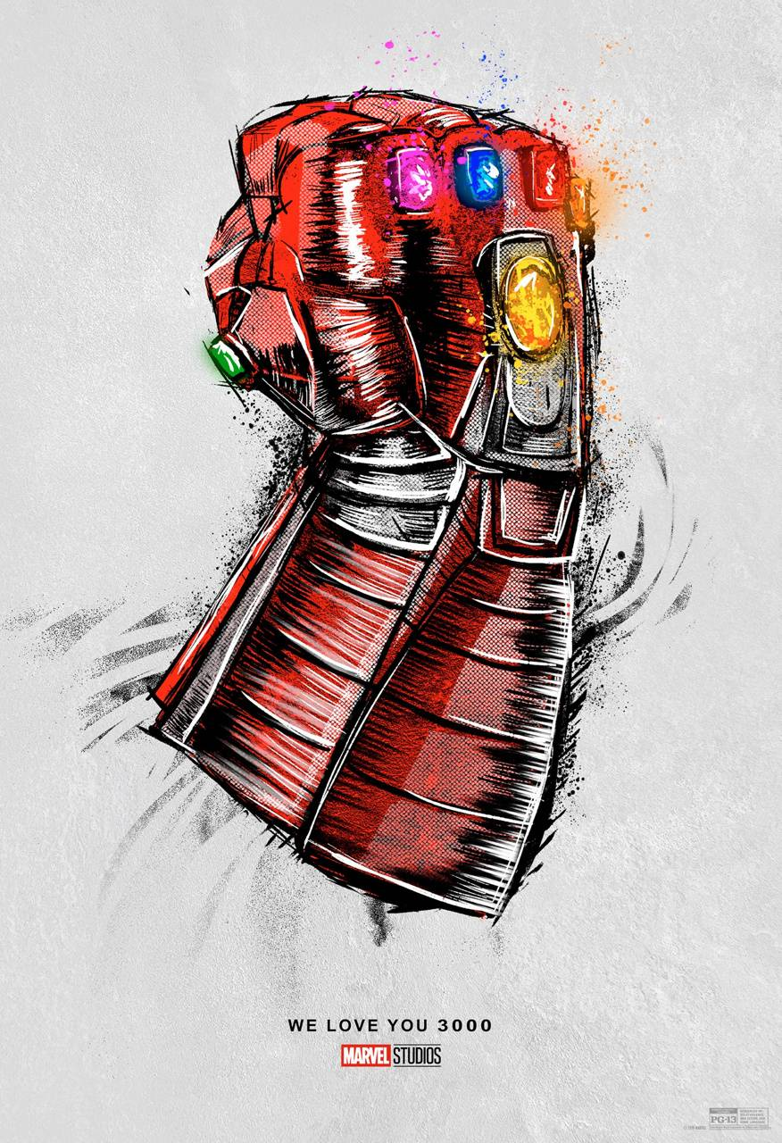 Iron Gauntlet Wallpaper By Combobeta 80 Free On Zedge