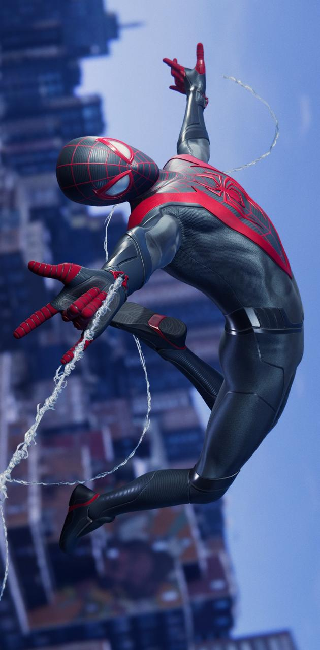 Miles Spiderman