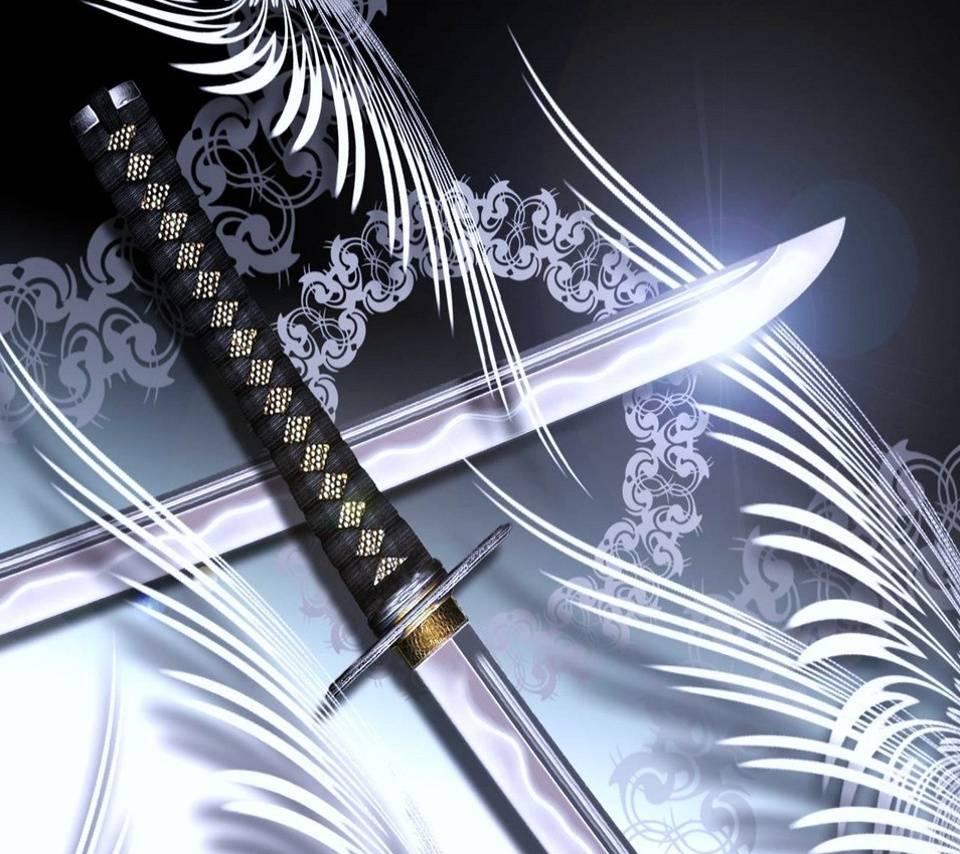 Samurai Swords Wallpaper By Radgie Fc Free On Zedge