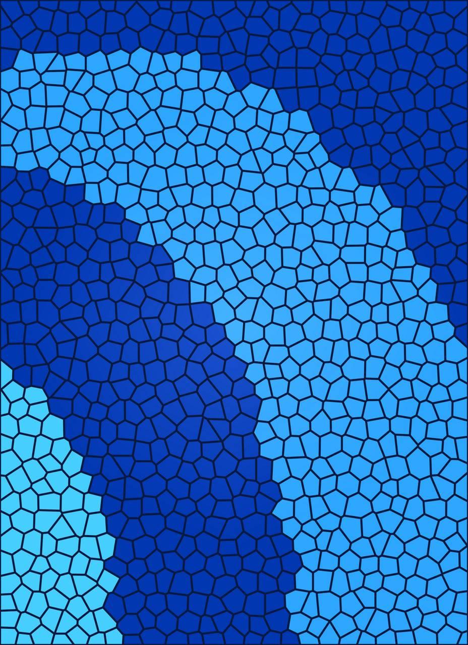 Blue-Mosaic-Vintage