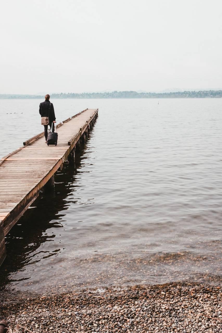shore alone