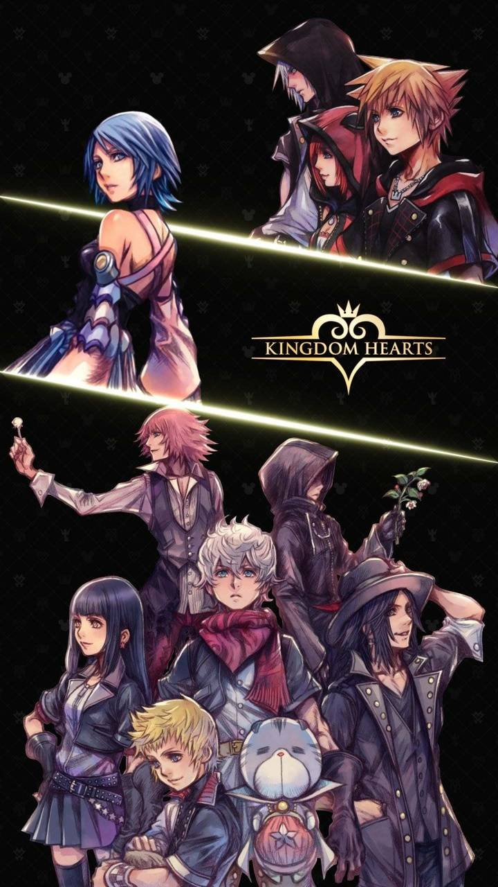 Kingdom Hearts 3 Wallpaper By Animecatjingle 18 Free On