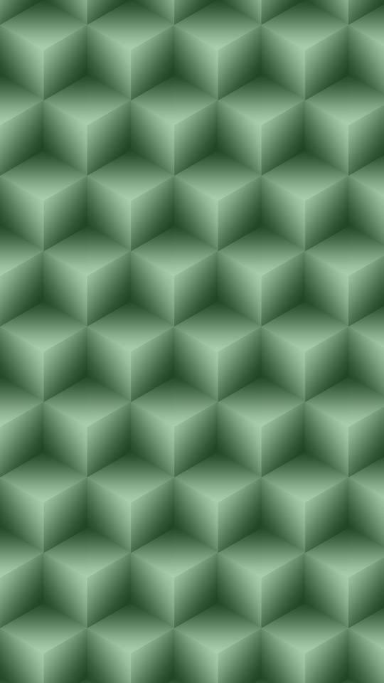 Green Cubes