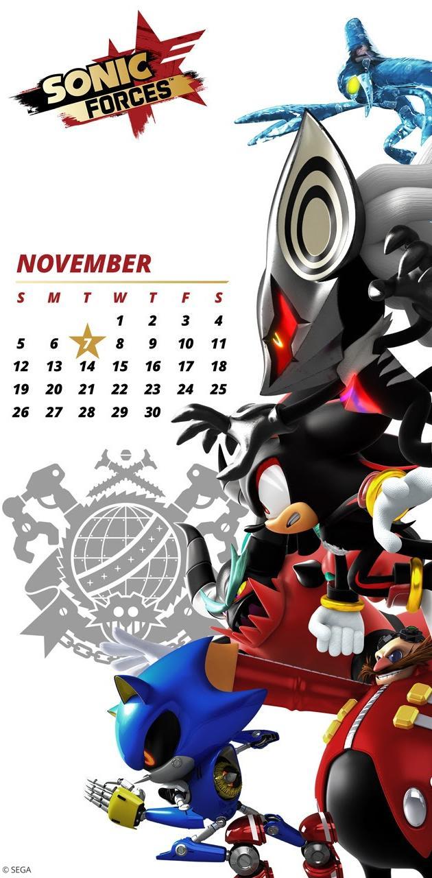 Sonic Forces Villain