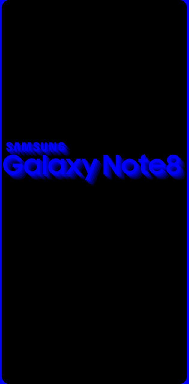 Galaxy Note8 Blue