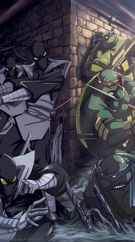 Tmnt Vs Ninjas