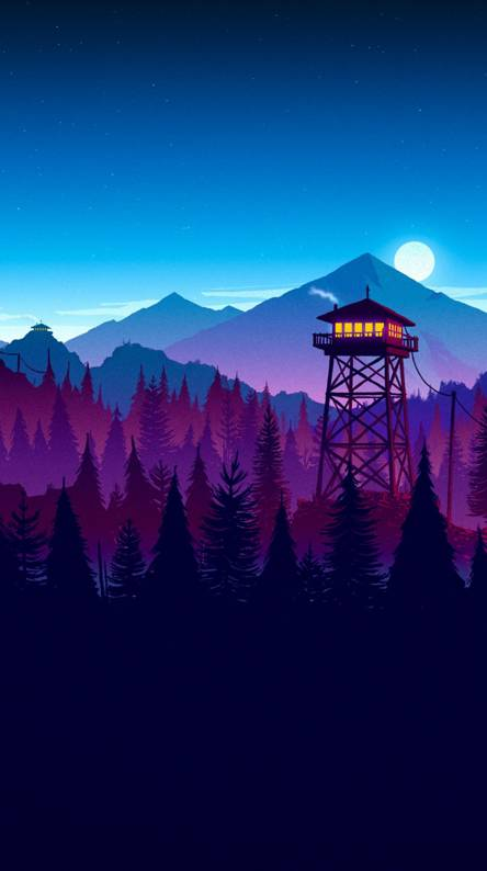 Firewatch Ringtones And Wallpapers Free By Zedge