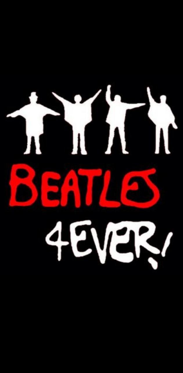 Beatles 4Ever Black