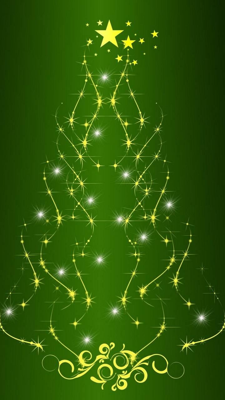 ChristmasTreeGold
