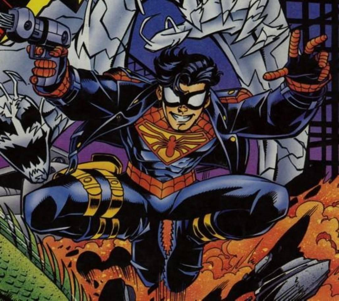 Spiderboy Amalgam