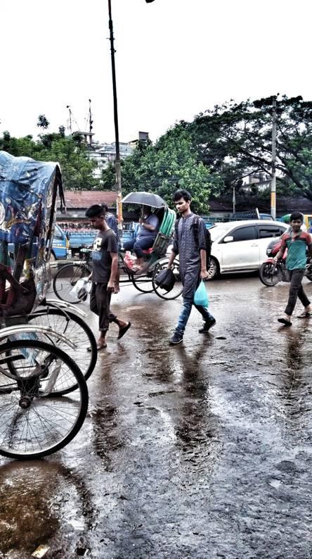 Old City Dhaka