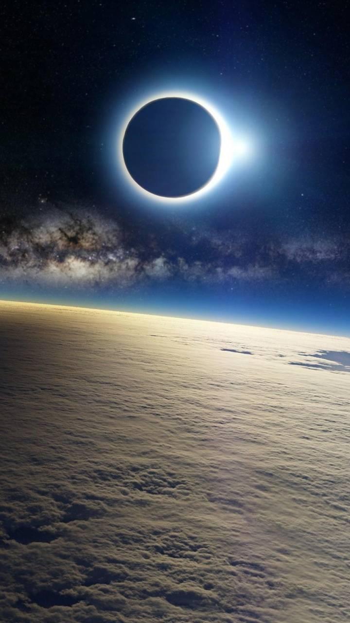 Solar Eclipse Wallpaper By Luigirom43802 E7 Free On Zedge