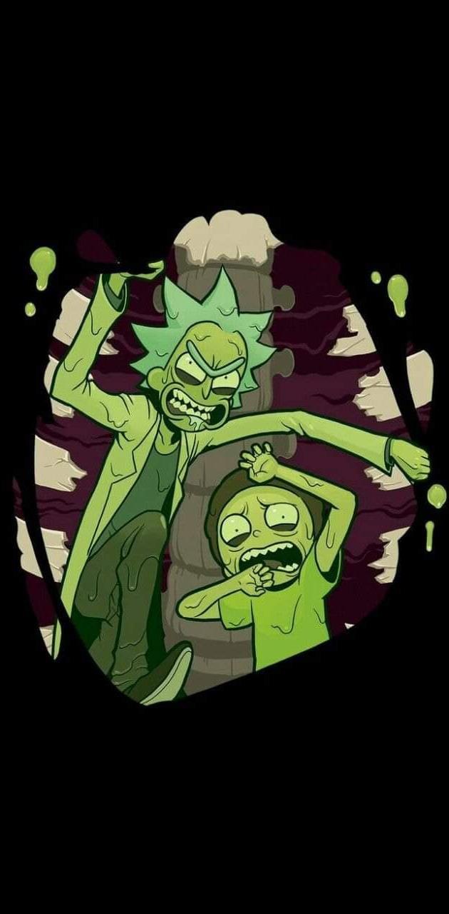 Toxic Rick Morty