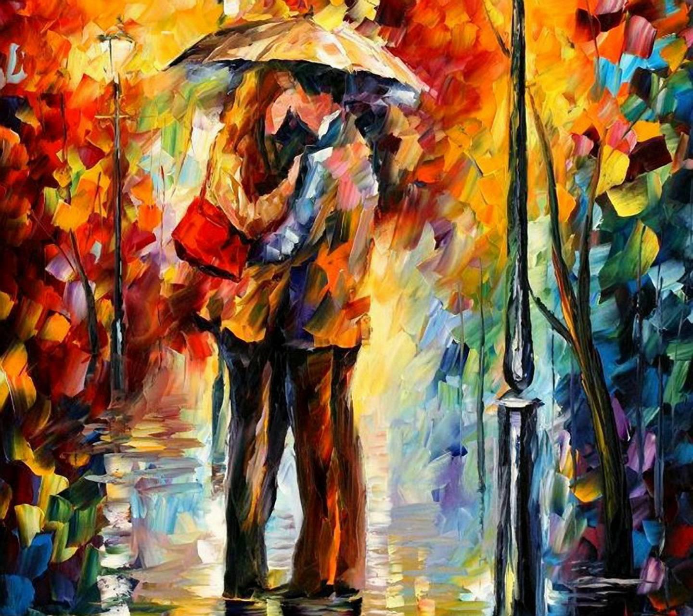 Rain In Love