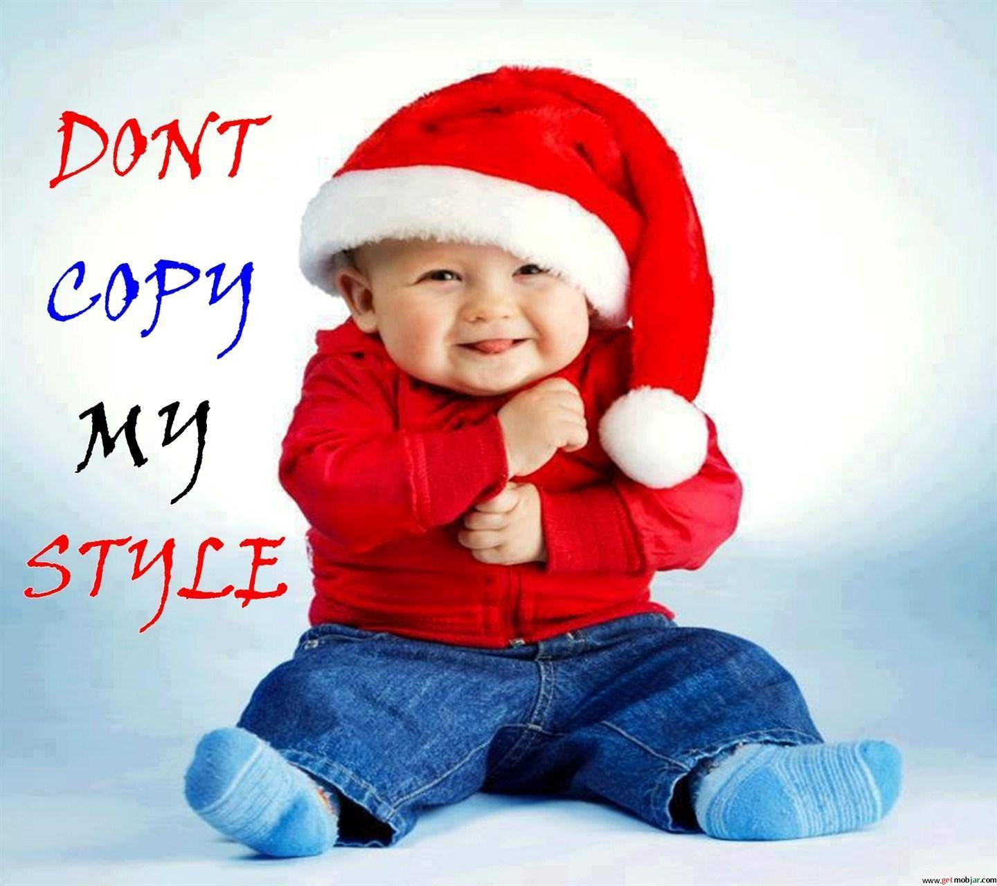 Dont Copy My Style