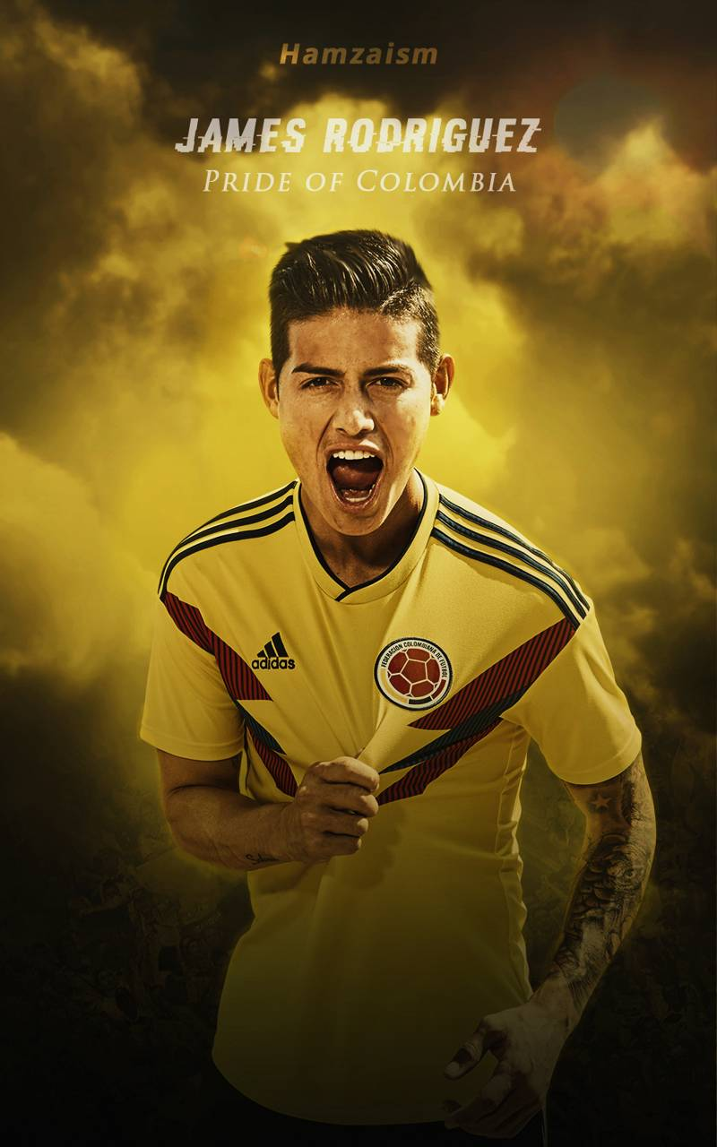 James Rodriguez Wallpaper By Hamzaism 5f Free On Zedge
