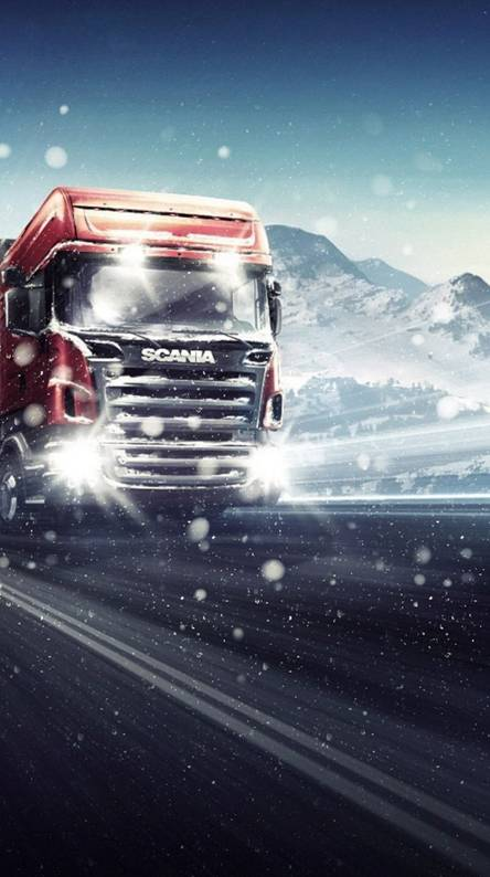 Scania Winter Truck