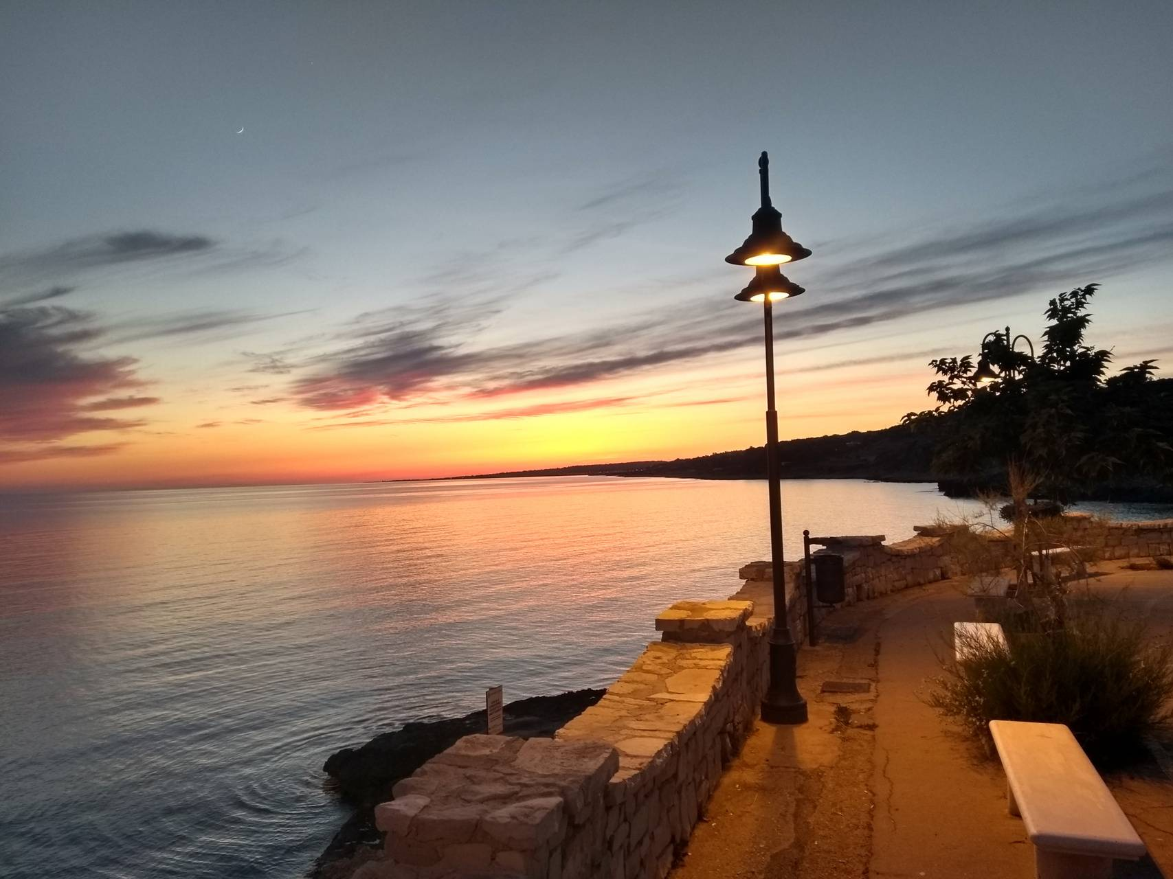 Sunset Puglia