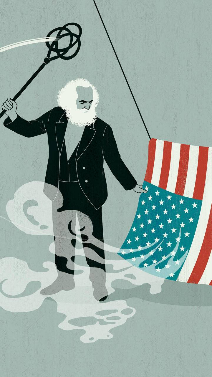 KarlMarx Dusting USA