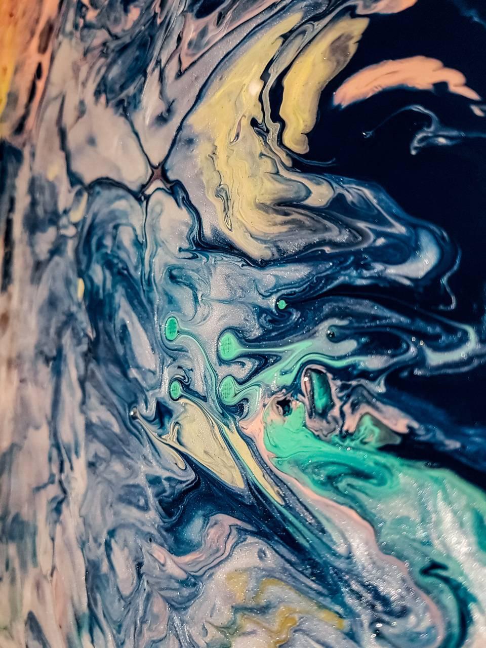 Acrylics 1