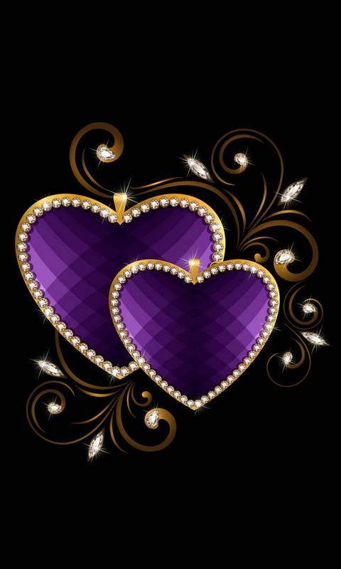 Luxury Hearts