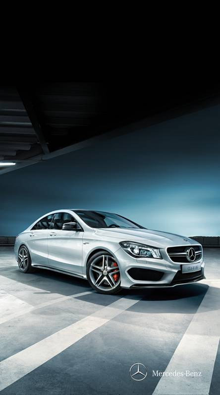 Mercedes Cla Wallpapers Free By Zedge