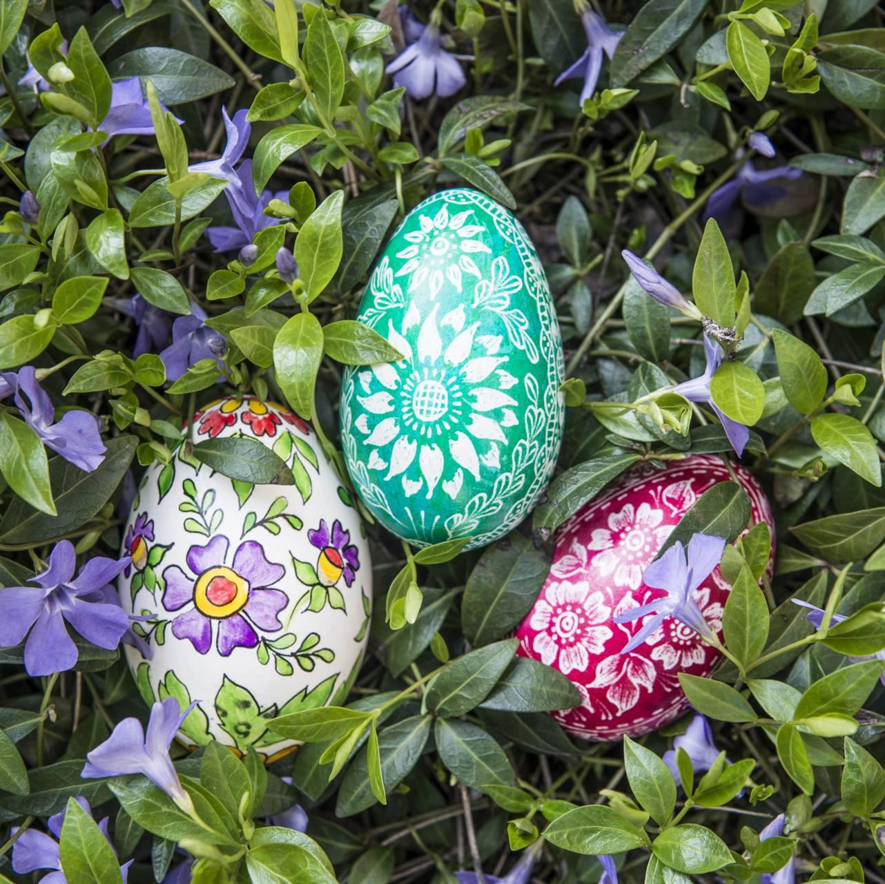 Easter2014 eggs