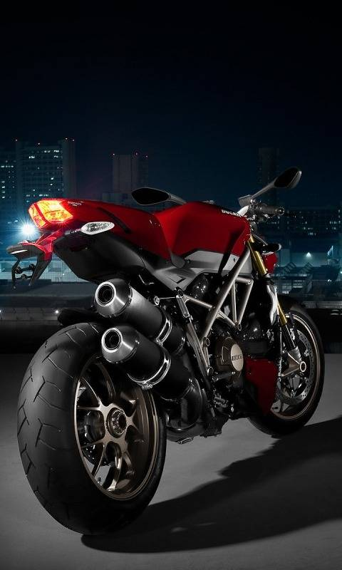 Ducati Streetfigther