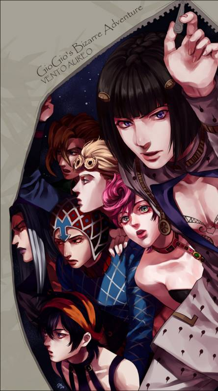 Vento Aureo Ringtones And Wallpapers Free By Zedge