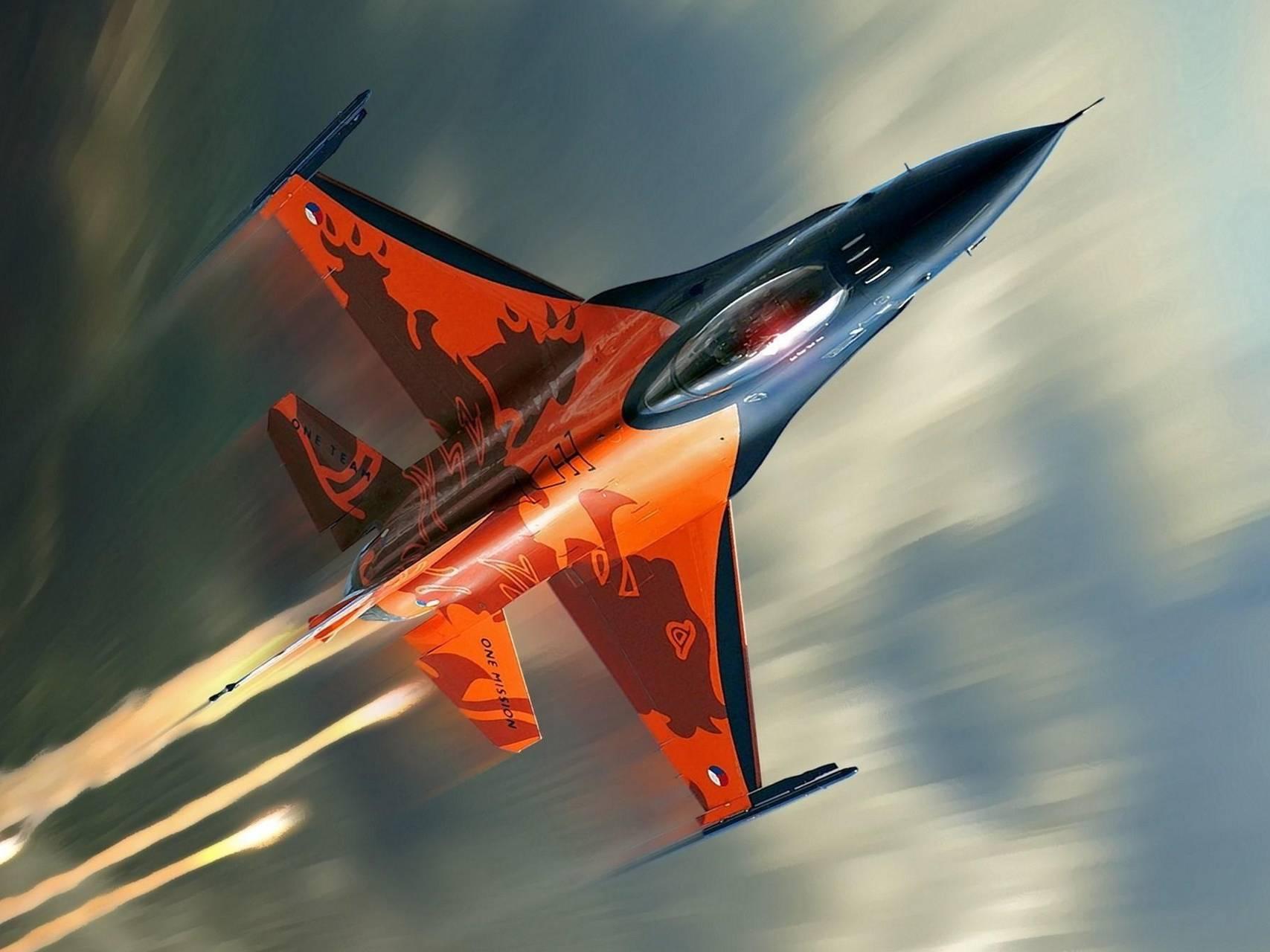 F-16 Hd