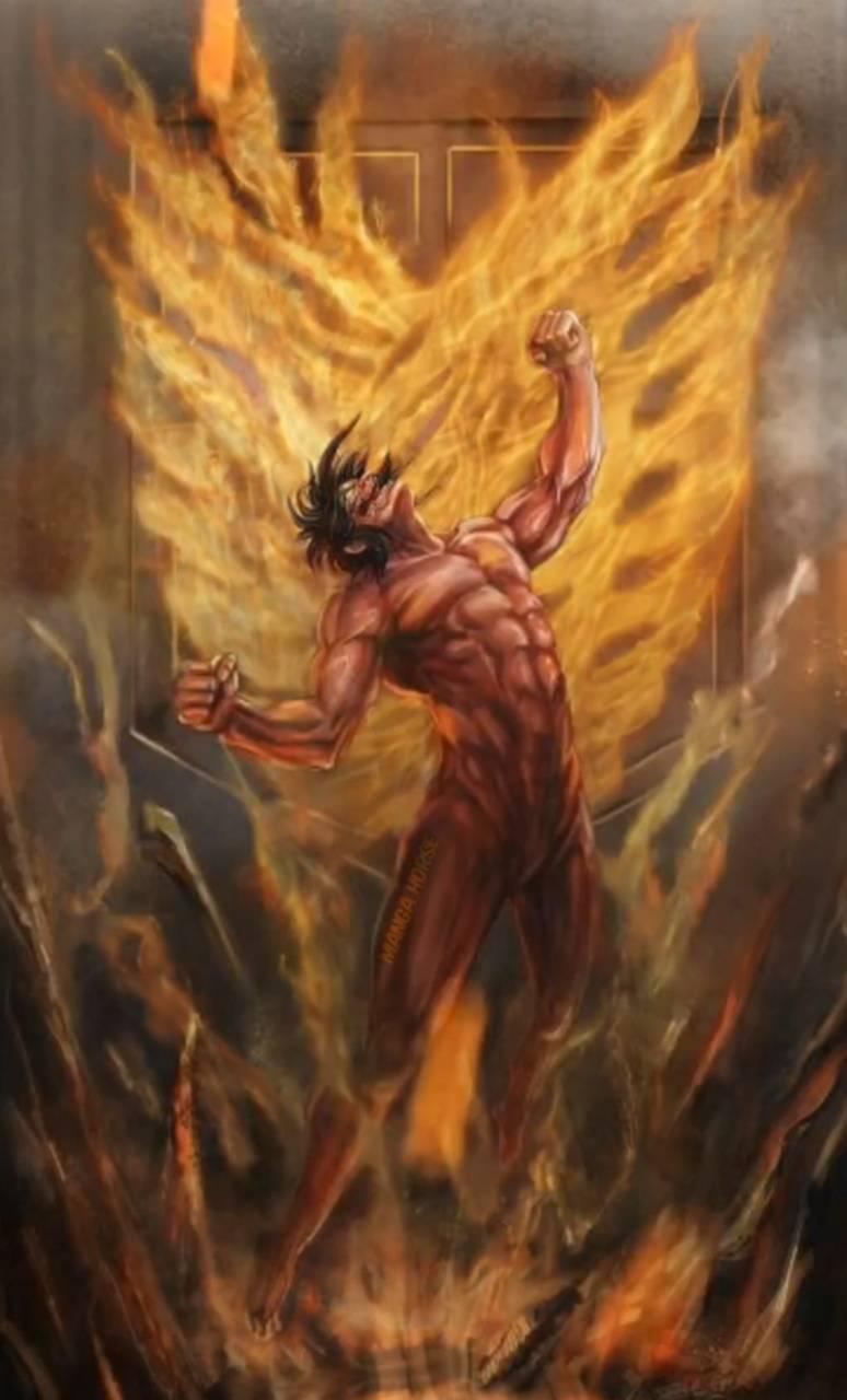 Eren Titan Form Wallpaper By Brenden1114 9c Free On Zedge