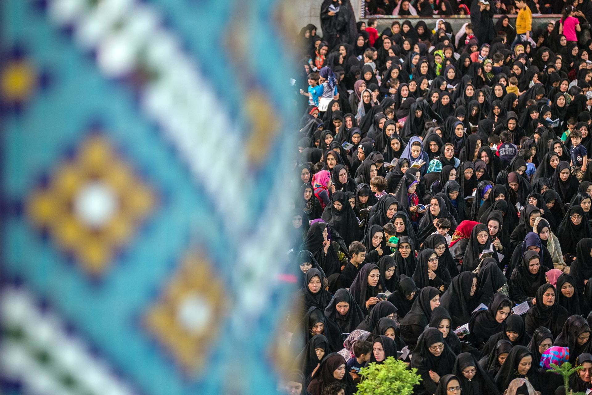 Muslim womans