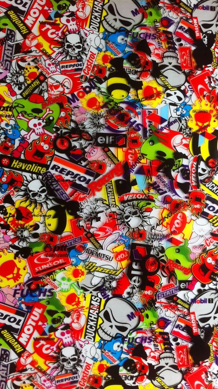 StickerBomb