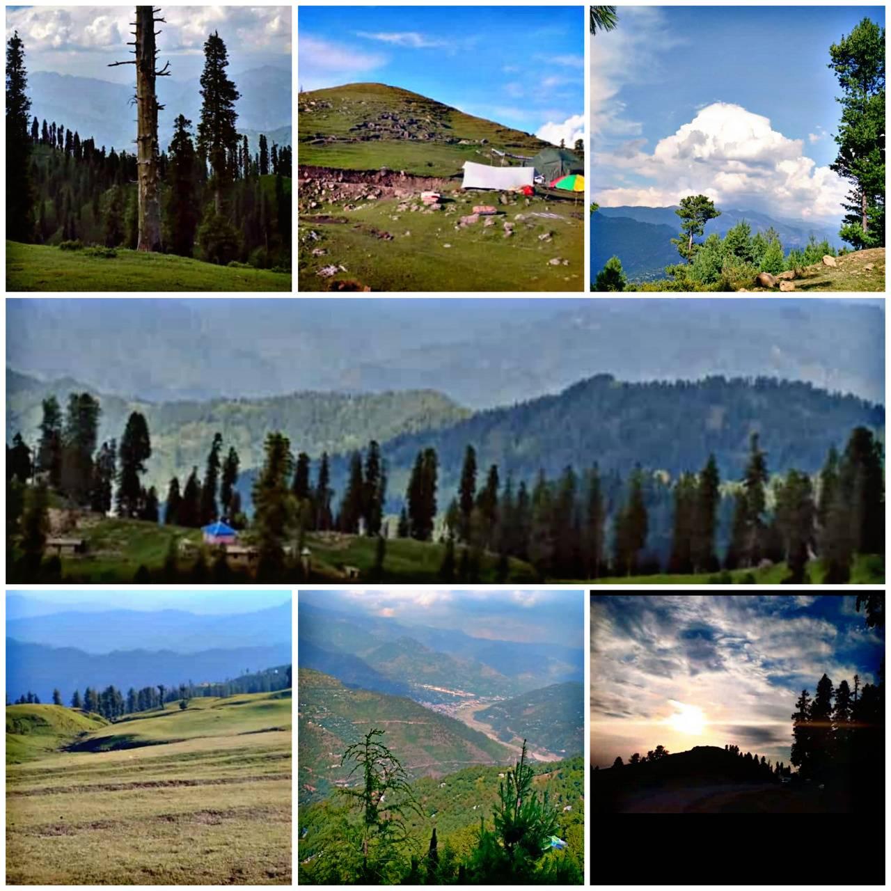 Kashmir view
