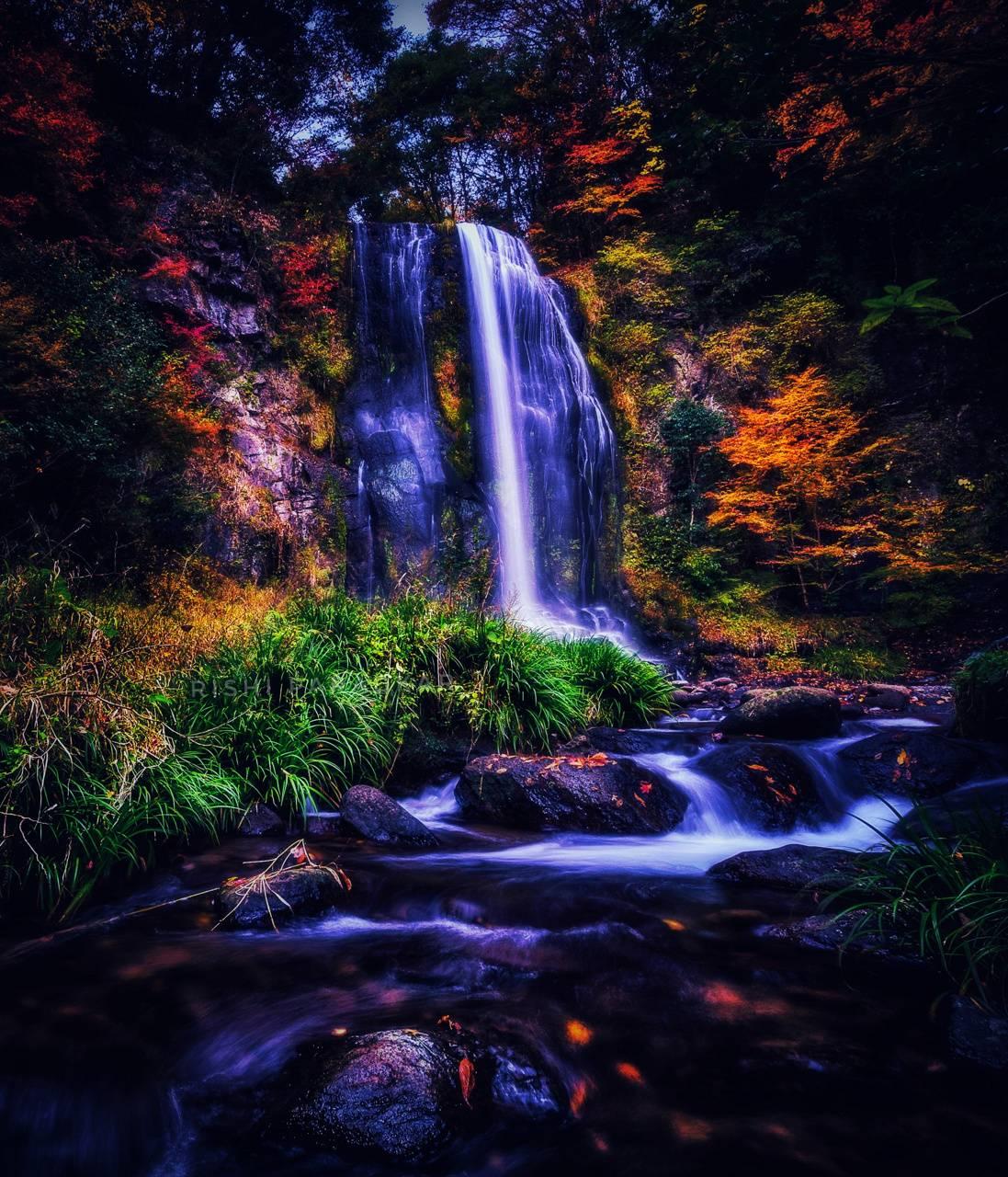 Nature Waterfall