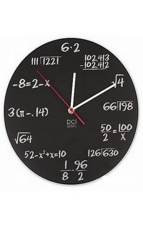 Difficult Clock