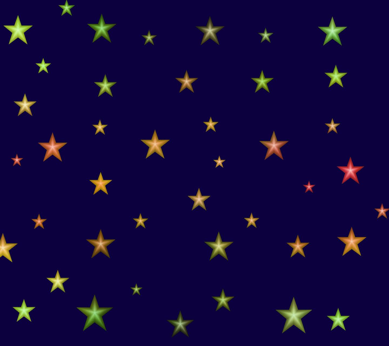 Coloful Stars