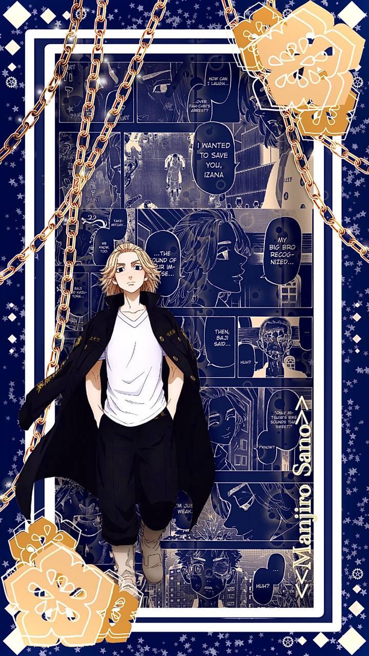 27 Wallpaper Gambar Anime Keren Mikey Terpopuler Lingkar Png