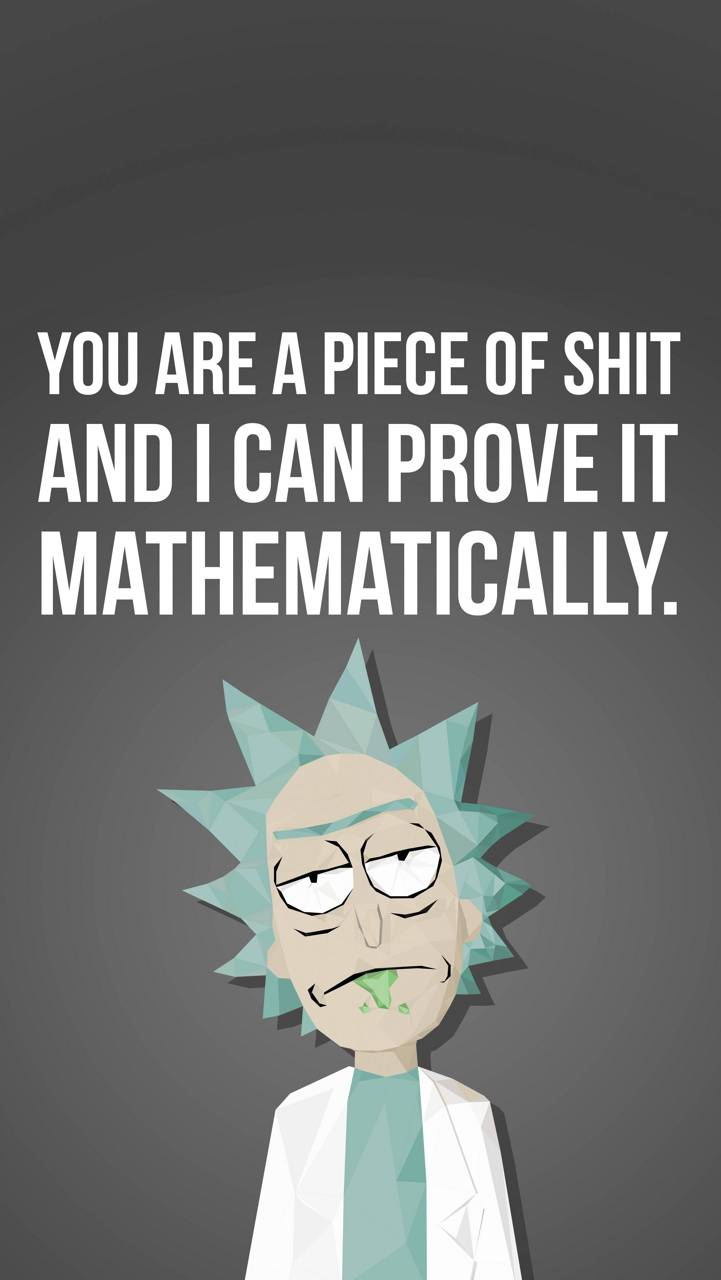 Rick Being Rick Wallpaper By Wrongnote 69 Free On Zedge