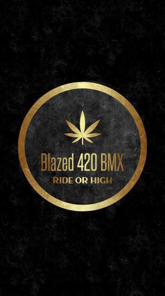 Blazed 420 BMX